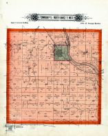 Township 15 North Range 11 West, Howard County 1900